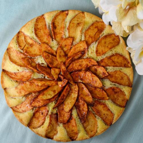 grootmoeders appelcake